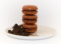 Chocolate macaron.tif
