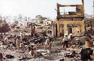 1968 in the Vietnam War