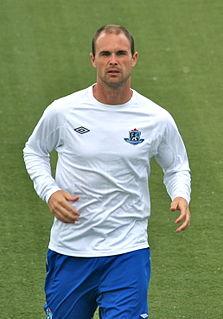Chris Kooy Canadian soccer player