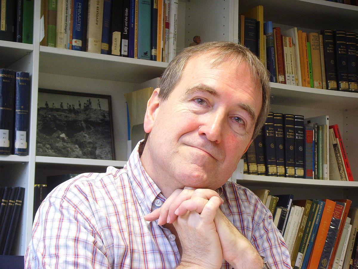 Chris Stringer - Wikipedia, la enciclopedia libre