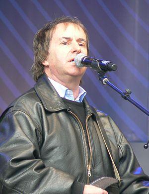 Chris de Burgh discography - De Burgh performing in Düsseldorf, Germany