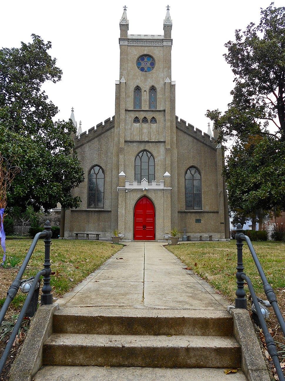 Christ Church Washington DC