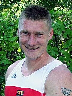 Christian Gille German flatwater canoeist