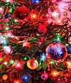 Christmas Tree Lights by Briho