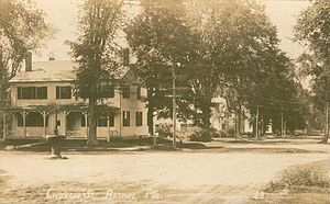 Bethel, Maine - Image: Church Street, Bethel, ME