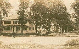 Bethel, Maine - Image: Church Street, Bethel, ME