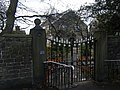 Church gates, Knowsley Road - geograph.org.uk - 1592524.jpg