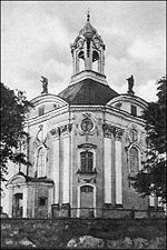 Church of Holy Trinity, Voŭčyn 1939.jpg