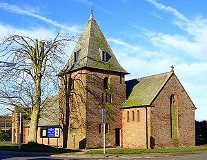 Eastriggs - Church of St John the Evangelist, Eastriggs.