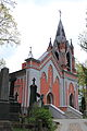 Church on Rasos Cemetery, Vilnius.jpg