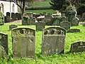 Churchyard of St. Ethelbert's, Littledean - geograph.org.uk - 741600.jpg