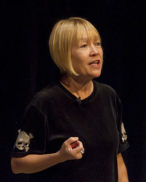 Cindy Gallop - Image: Cindy gallop speaking cropped