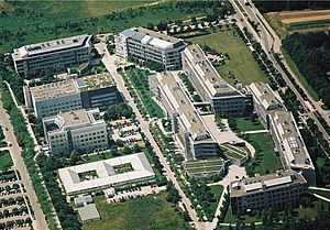 Center for Integrated Protein Science Munich - Main building of CIPSM in Munich (center)