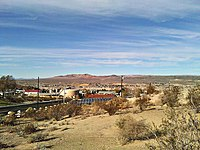 City View of Barstow, California from Barstow Road (2013-12-08).jpg