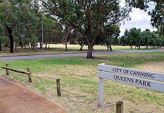 Queens Park, Western Australia Suburb of Perth, Western Australia