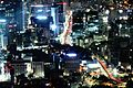City of Seoul View From N Seoul Tower.JPG