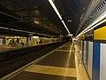 Ciutadella-Vila Olímpica station platforms.jpg