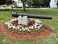 Civil War Cannon (Billerica, Massachusetts) - DSC00036.jpg