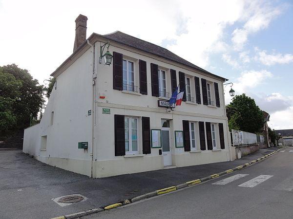Photo de la ville Clacy-et-Thierret