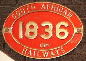 South African Class 15B 4-8-2 - Class 15B