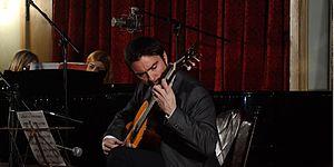 Adnan Ahmedic - Adnan Ahmedic Classical Guitarist