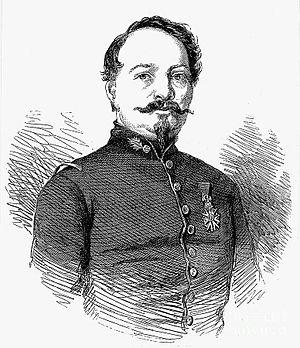 Claude-Étienne Minié - Claude Etienne Minié (1804-1879).