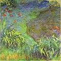 Claude Monet - Hémérocalles au bord de l'eau.jpg