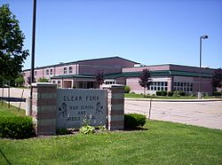 Clear Fork High School.JPG