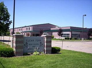 Clear Fork High School Public school in USA