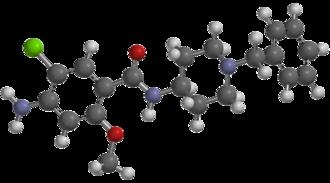 Clebopride - Image: Clebopride