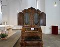 Clemenskirche Köln-Mülheim Orgel 1725.jpg