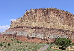 Cliffs along Capitol Reef Scenic Drive-2.jpeg