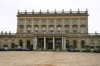 Cliveden - The north front
