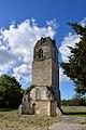 Clocher de l'ancienne église Saint-Pierre de Longues-sur-Mer (Fontenailles) 3.jpg