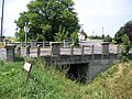 Clough Bridge, Gosberton Clough, Lincs - geograph.org.uk - 259146.jpg