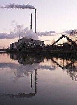 Coal power plant Datteln 2