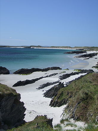 Argyll - Coast of Colonsay