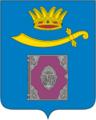 Coat of Arms of Krasnoyarsky rayon (Astrakhan oblast).png