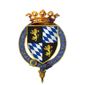 Coat of arms of Charles I Louis, Elector Palatine, KG.png