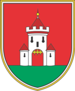 Coat of arms of Rogatec.png