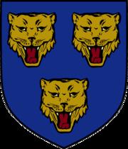 Coat of arms of Shrewsbury