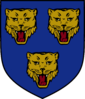 Coat of arms of Shrewsbury