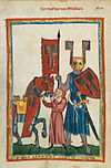 Codex Manesse 149v Wolfram von Eschenbach.jpg