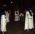 Cofradía de la Oración de Nuestro Señor en el Huerto de los Olivos y María Santísima de la Amargura, Granada, Semana Santa 2009 (14).JPG