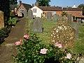 Cold Ashby Churchyard - geograph.org.uk - 184124.jpg