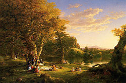 Cole Thomas The Picnic 1846.jpg