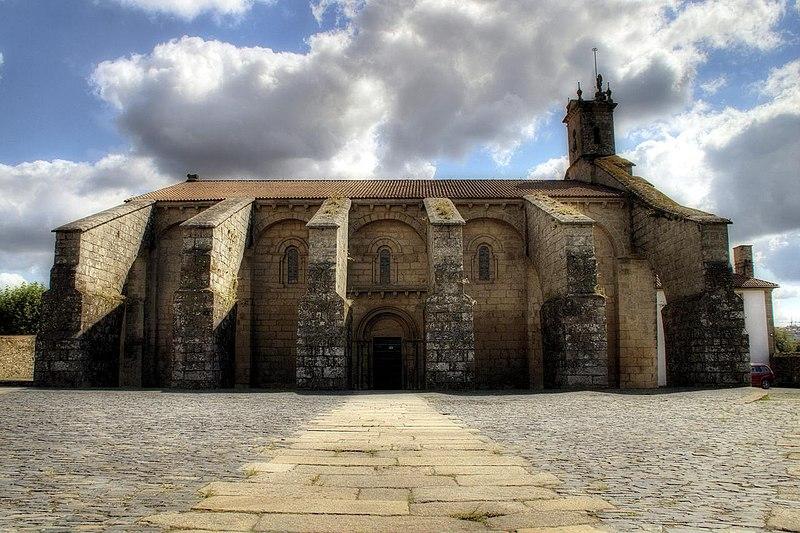 Colexiata Santa María a Maior e Real do Sar, Santiago de Compostela.jpg