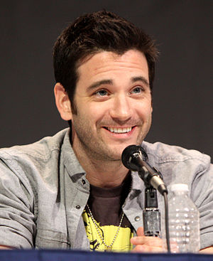 Colin Donnell - Colin Donnell at WonderCon 2013.