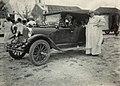 Collectie NMvWereldculturen, TM-60060960, Foto 'Optocht tijdens het eeuwfeest van de rooms-katholieke Sint Bernardusparochie', fotograaf niet bekend, 24-07-1927.jpg