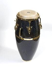 Conga Cuban drum